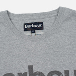 Мужская футболка Barbour Sailboat Light Grey Marl фото- 1