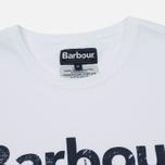 Мужская футболка Barbour Sailboat White фото- 1
