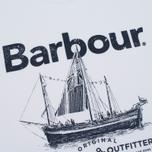 Мужская футболка Barbour Sailboat White фото- 2