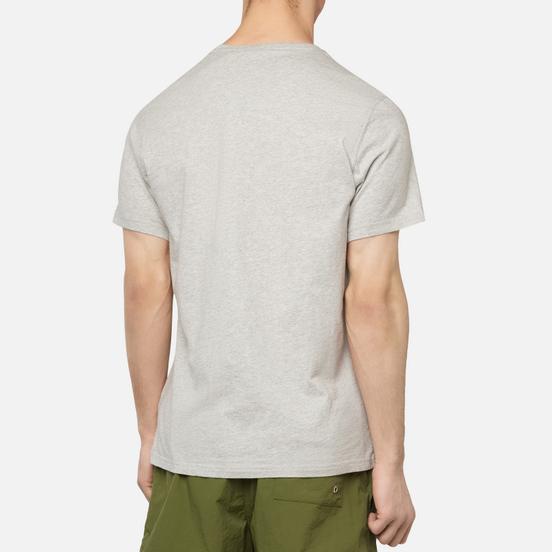 Мужская футболка Barbour Skiff Grey Marl