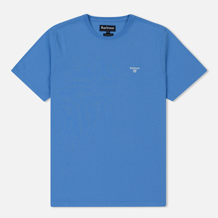 Мужская футболка Barbour Sports Delft Blue