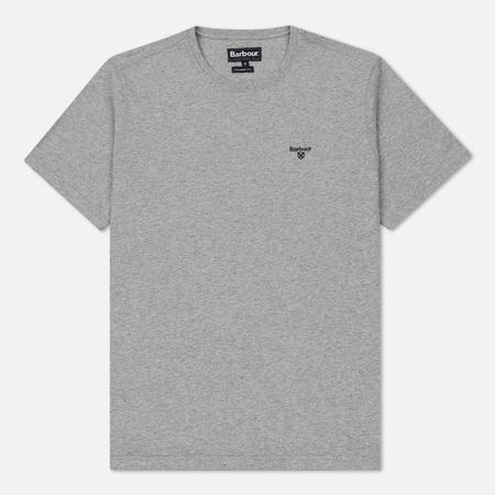 Мужская футболка Barbour Sports Grey Marl