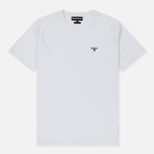 Мужская футболка Barbour Sports White фото- 0