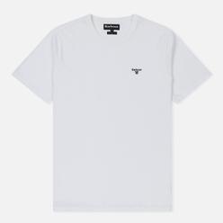 Мужская футболка Barbour Sports White