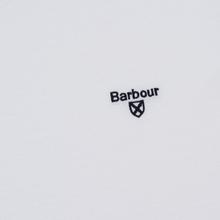 Мужская футболка Barbour Sports White фото- 2