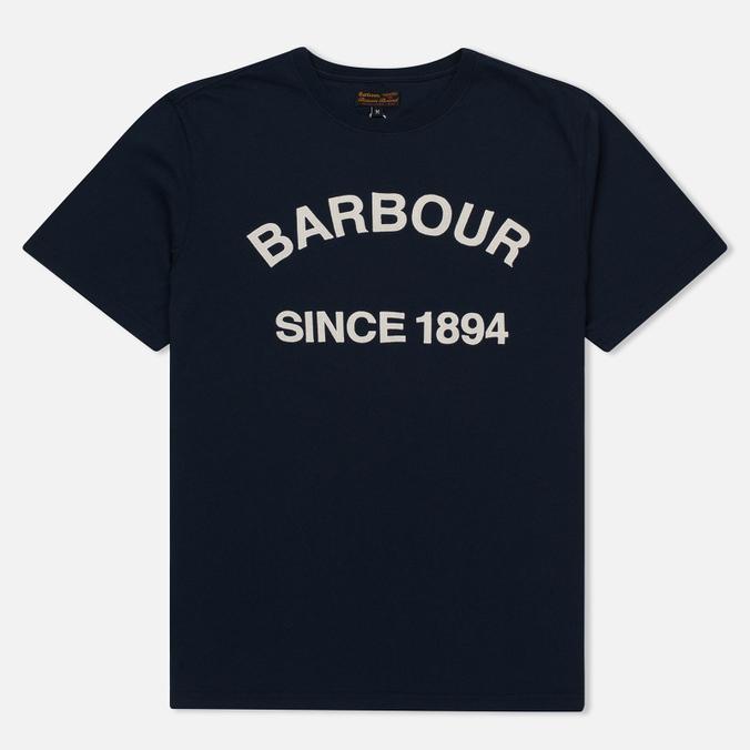 Мужская футболка Barbour Tiverton Navy