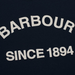 Мужская футболка Barbour Tiverton Navy фото- 2