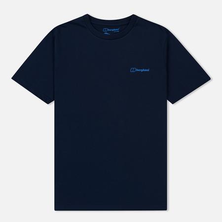 Мужская футболка Berghaus Peak Dark Blue/Dark Blue