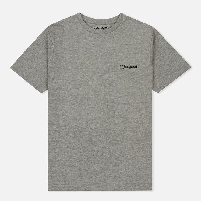 Мужская футболка Berghaus Peak Grey/Grey