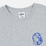 Мужская футболка Billionaire Boys Club Alliance Grey Heather фото- 1