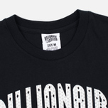 Billionaire Boys Club Arch Logo Reflective Men's t-shirt Ski-Grid Black photo- 1