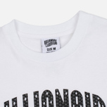 Мужская футболка Billionaire Boys Club Arch Logo Reflective Ski-Grid White фото- 1