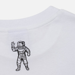 Мужская футболка Billionaire Boys Club Arch Logo Reflective Ski-Grid White фото- 2