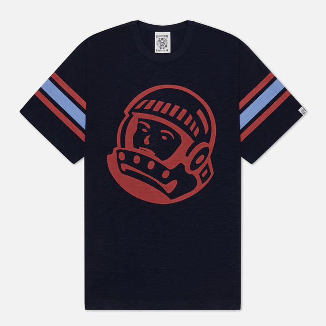 Мужская футболка Billionaire Boys Club Astro Logo Slub Navy