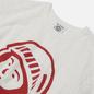 Мужская футболка Billionaire Boys Club Astro Logo Slub White фото - 1