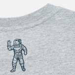 Billionaire Boys Club Basic S/S Men's T-shirt Grey photo- 5