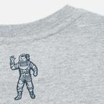 Мужская футболка Billionaire Boys Club Basic S/S Grey фото- 5