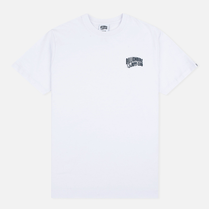 Мужская футболка Billionaire Boys Club Basic S/S White