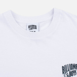 Billionaire Boys Club Basic S/S Men's T-shirt White photo- 1