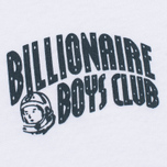 Billionaire Boys Club Basic S/S Men's T-shirt White photo- 2
