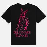 Мужская футболка Billionaire Boys Club Billionaire Bunnies Black фото- 3