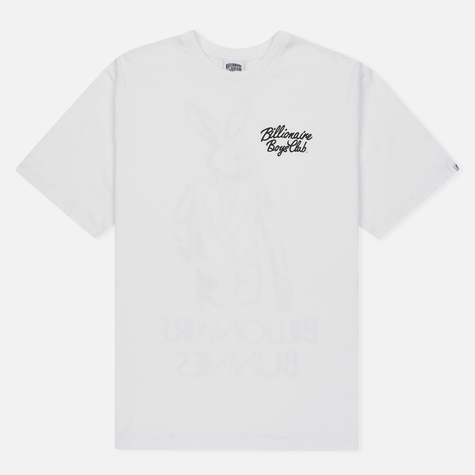 Мужская футболка Billionaire Boys Club Billionaire Bunnies White