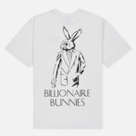 Мужская футболка Billionaire Boys Club Billionaire Bunnies White фото- 3