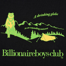 Мужская футболка Billionaire Boys Club Campsite Black фото- 2