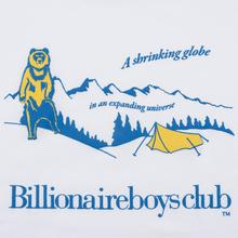 Мужская футболка Billionaire Boys Club Campsite White фото- 2