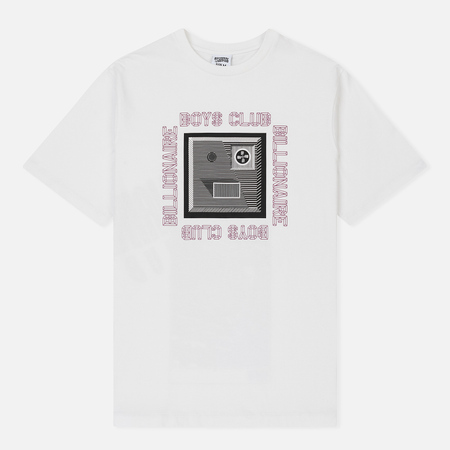 Мужская футболка Billionaire Boys Club CBD White