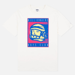 Мужская футболка Billionaire Boys Club Centre Court Antique White фото- 0
