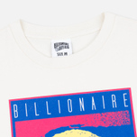 Мужская футболка Billionaire Boys Club Centre Court Antique White фото- 1