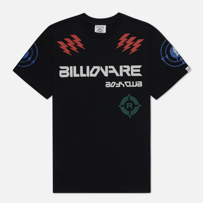 Мужская футболка Billionaire Boys Club Code Graphic Black