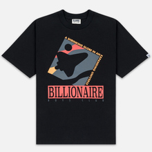 Мужская футболка Billionaire Boys Club Commemorative Mission Black фото- 0