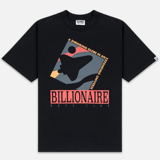 Мужская футболка Billionaire Boys Club Commemorative Mission Black