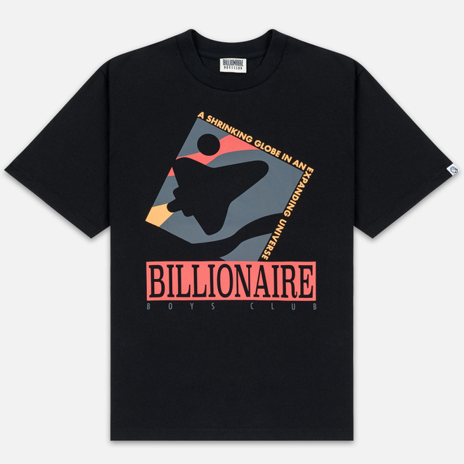 Мужская футболка Billionaire Boys Club Commemorative Mission Black