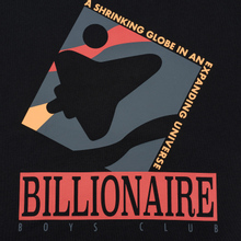 Мужская футболка Billionaire Boys Club Commemorative Mission Black фото- 2
