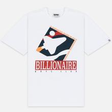 Мужская футболка Billionaire Boys Club Commemorative Mission White фото- 0
