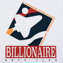 Мужская футболка Billionaire Boys Club Commemorative Mission White фото- 2