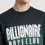 Мужская футболка Billionaire Boys Club Dip Dye Straight Logo Green фото- 4