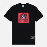 Мужская футболка Billionaire Boys Club EVA Patch SS Black фото- 0