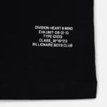 Мужская футболка Billionaire Boys Club EVA Patch SS Black фото- 3