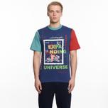Мужская футболка Billionaire Boys Club Expanding Universe Blue фото- 5