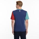 Мужская футболка Billionaire Boys Club Expanding Universe Blue фото- 6