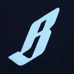 Billionaire Boys Club Flying B Raglan Men's T-shirt Navy/Grey photo- 2