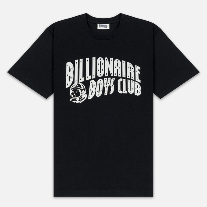 Мужская футболка Billionaire Boys Club Foil Anniversary Graphic Black