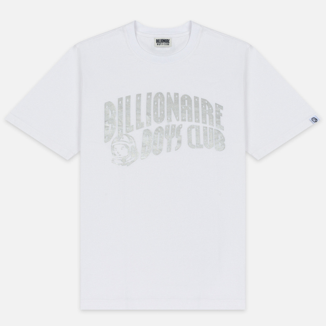 Мужская футболка Billionaire Boys Club Foil Anniversary Graphic White