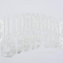 Мужская футболка Billionaire Boys Club Foil Anniversary Graphic White фото- 2