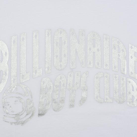 Мужская футболка Billionaire Boys Club Foil Anniversary Graphic White
