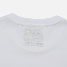 Мужская футболка Billionaire Boys Club Foil Anniversary Graphic White фото- 4